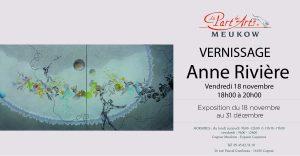 Exposition d'Anne Rivière