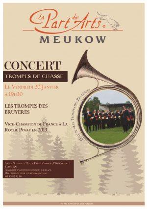 """Concert """"Les Trompes de Bruyères"""""""