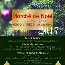 Marché de Noel 2017 Meukow