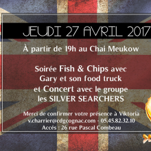 Soiree Fish and chips Meukow